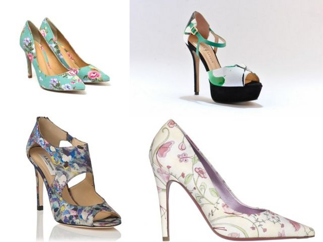 Haz Zapatos Tus Parezcan Flores Que Con Un Estos De Pies Jardín 4WrHf4qRPw