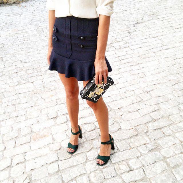 050e909cb Los días de agosto se visten con (mini)faldas   Trendencias   Bloglovin'