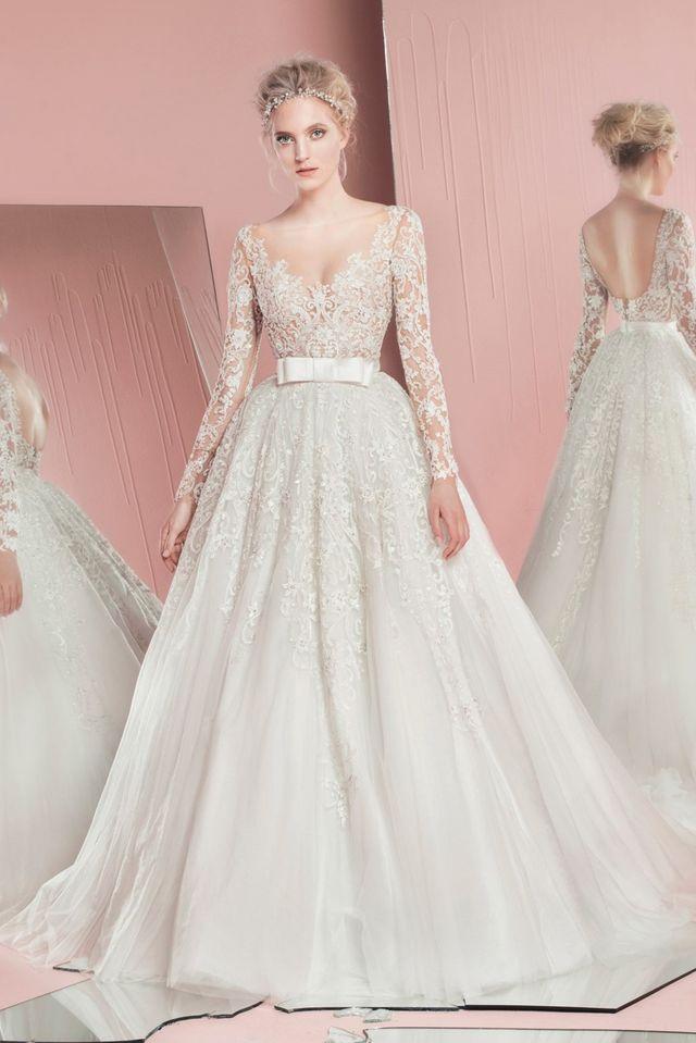 Los 11 vestidos de novia más bonitos ever (y para todos los gustos ...