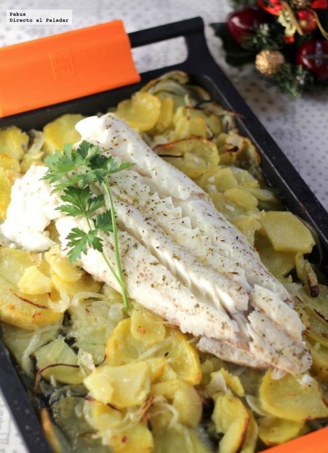 Siete recetas de pescado que todo cocinillas debe dominar - Como cocinar pescado al horno ...