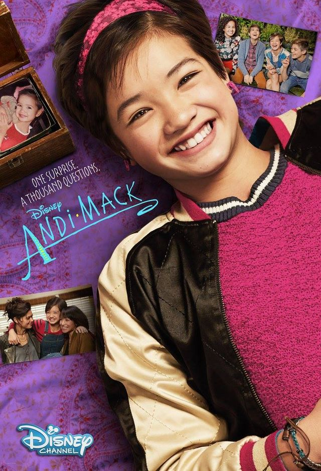580f4c81491d Disney Channel's Newest Show – Andi Mack | April Golightly | Bloglovin'