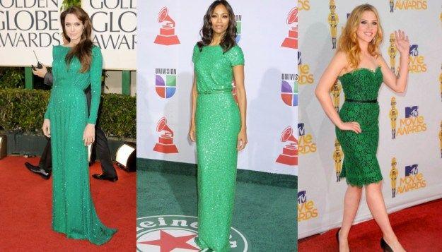 4c2246d7745e Che trucco abbinare al vestito  Abiti verdi!