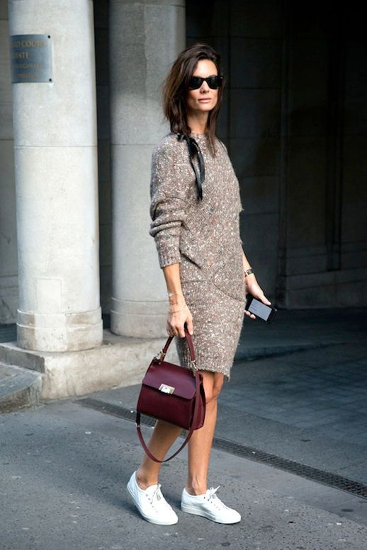 A Sporty Chic Combo To Try Now Le Fashion Bloglovin