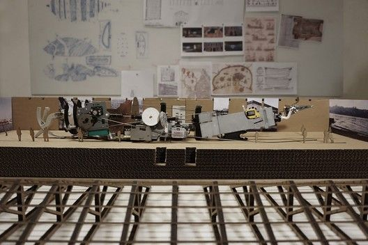 Curated By A Team Of Turkish Architects The Display Will Present Last Vessel That Has Been Built Using Waste Materials Found At Hali Dockyards In