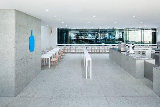 Blue Bottle Coffee Shinagawa Cafe / Schemata Architects | Arch Daily ...