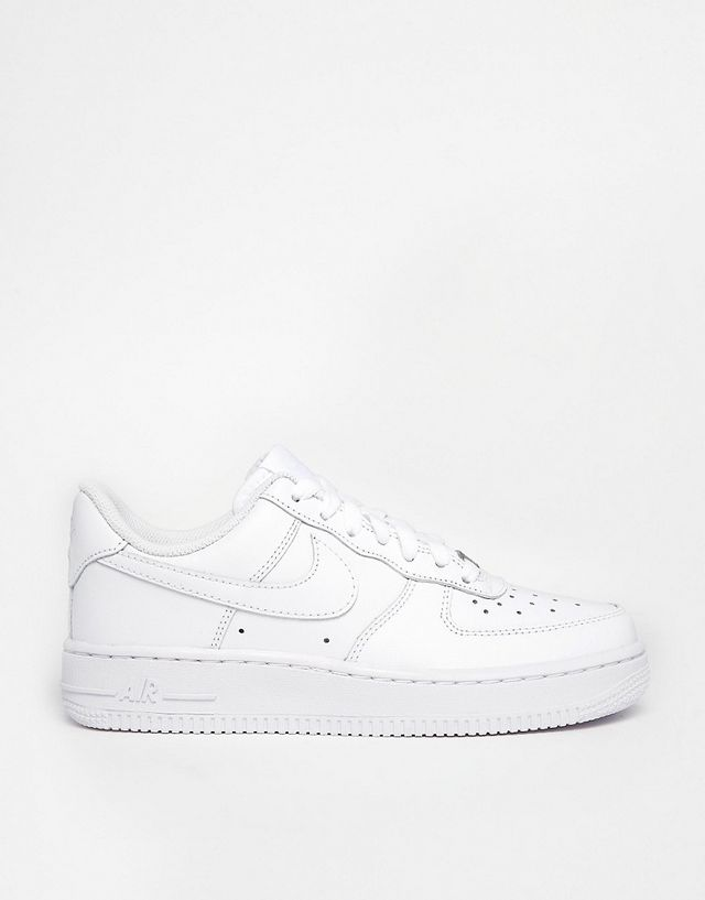 2ff259e6861a Or the Nike Air AF1 Ultra Force ESS white trainers £70. These are different  from the above. Apparently. I m sure to your generic trainer expert