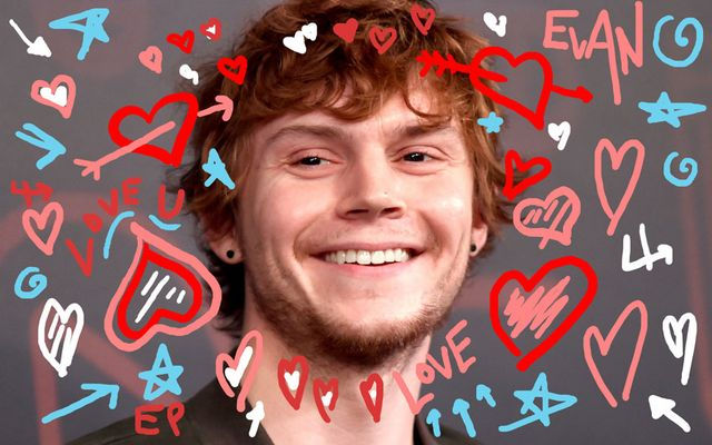 15 ridiculously hilarious jokes only true Evan Peters