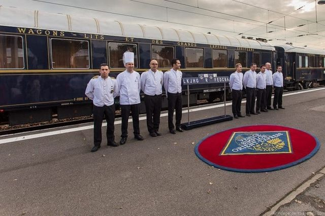 Venice simplon orient express train a luxury train - Compagnie des wagons lits recrutement ...