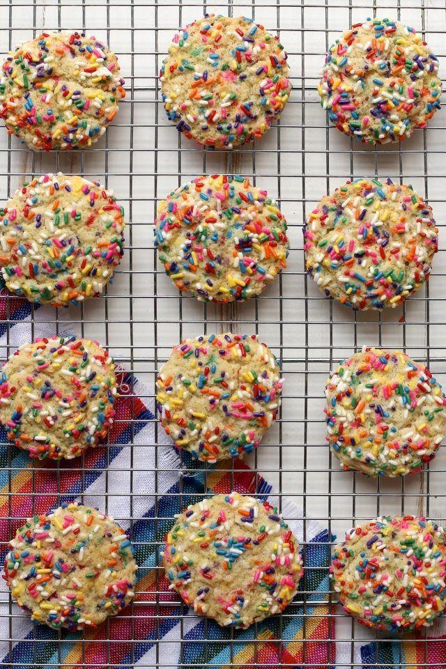 Vanilla Bean Confetti Cookies | Joy The Baker | Bloglovin'