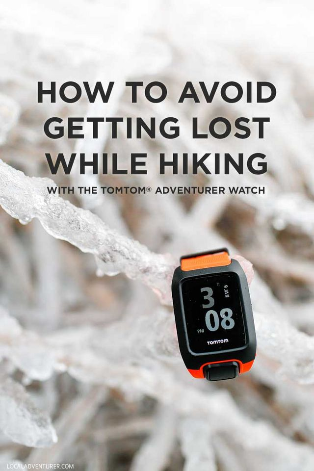 How to Avoid Getting Lost While Hiking | Local Adventurer