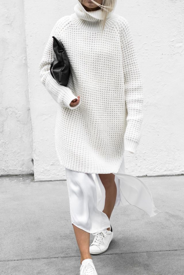 Steal Her Style: Oversized Summer Whites | The Daily Dose | Bloglovin\'