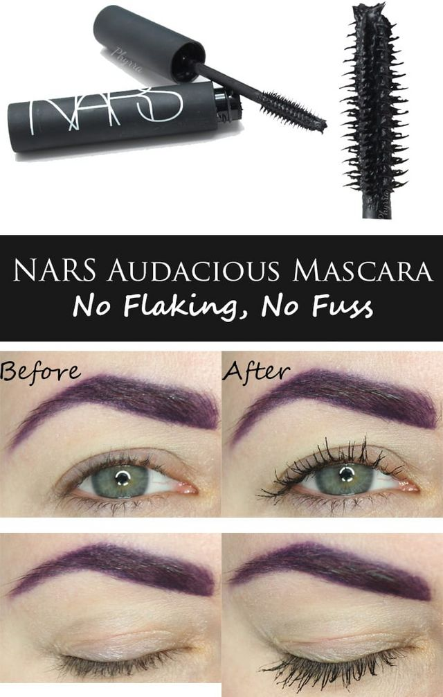 f1948d031bd Today I'm sharing my review of the new NARS Audacious Mascara with you.  This is a brand new mascara from NARS for 2015 and it has a pretty amazing  formula.
