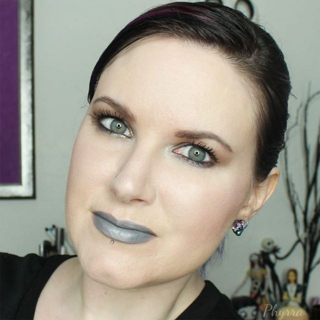 Lethal Lipstick Goth Glam Rock New by manic panic #7