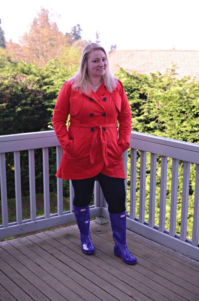 e1107d49a 7 Ways To Wear Hunter Rain Boots | Simply {Darr}ling | Bloglovin'