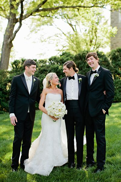 Tell Us A Bit About The Wedding Ceremony Our Was Held Outdoors In Wills Perennial Garden At Cheekwood As Guest Arrived They Were Greeted