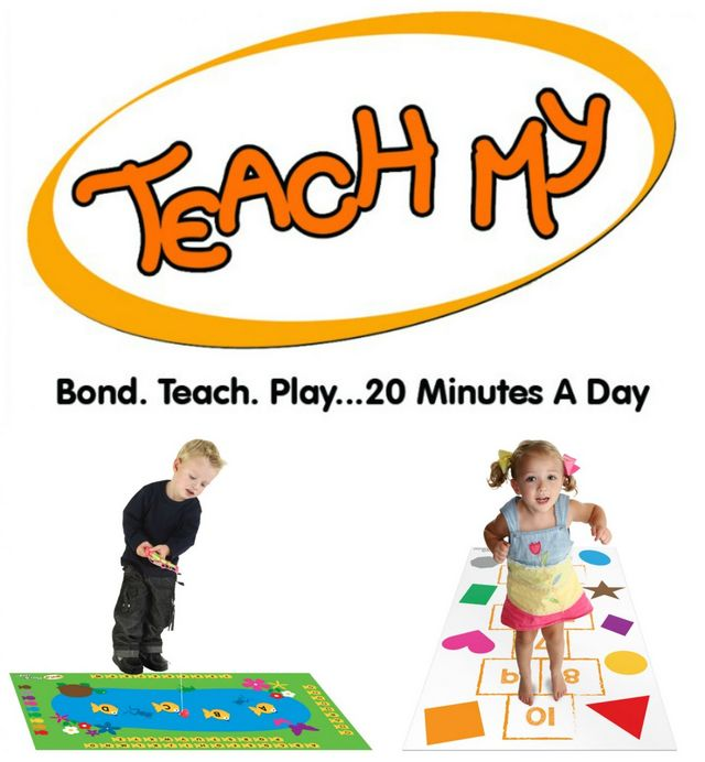4d0effaf Teach My has just come out with their latest educational yet fun new yoga play  mat sets. There are 2 different sets available both helping kids learn  about ...