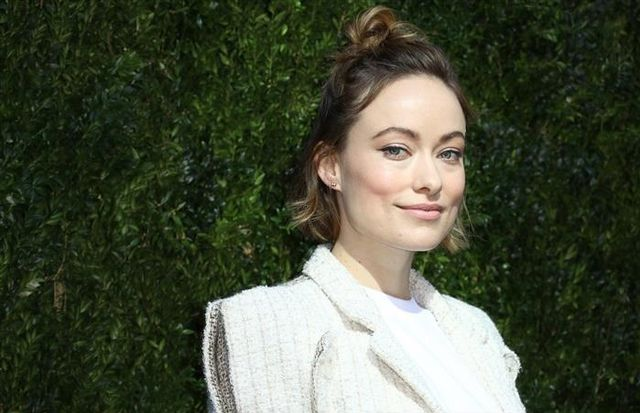 0bf390e78b Olivia Wilde is Chanel-Confused at the Through Her Lens  The Tribeca  Women s Filmmaker Program Luncheon