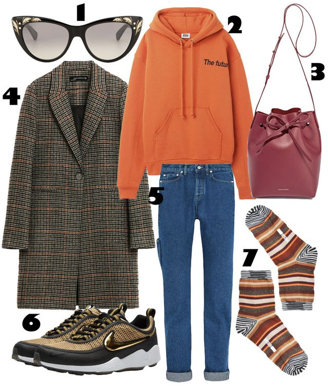 c59c50fd Today I want to wear – Orange is the new black | Trine's Wardrobe ...