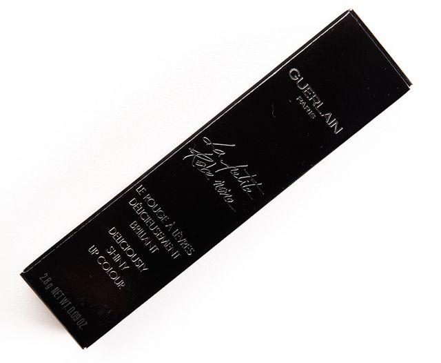 aedecdd3135 Guerlain La Petite Robe Noire Lip Colour