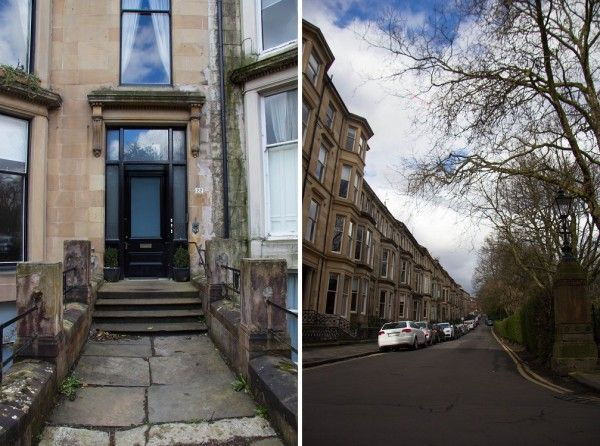 The travelettes guide to glasgow travelettes bloglovin for 18 park terrace glasgow