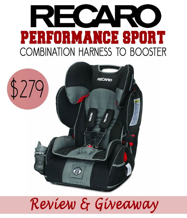 Recaro Performance Sport >> Recaro Performance Sport Combination Harness To Booster Seat Review