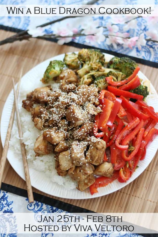 Sesame chicken with blue dragon diy fortune sticks and a giveaway when its time to start focusing on dinner there are days when i am driven to get really creative in the kitchen and im motivated to produce something forumfinder Gallery