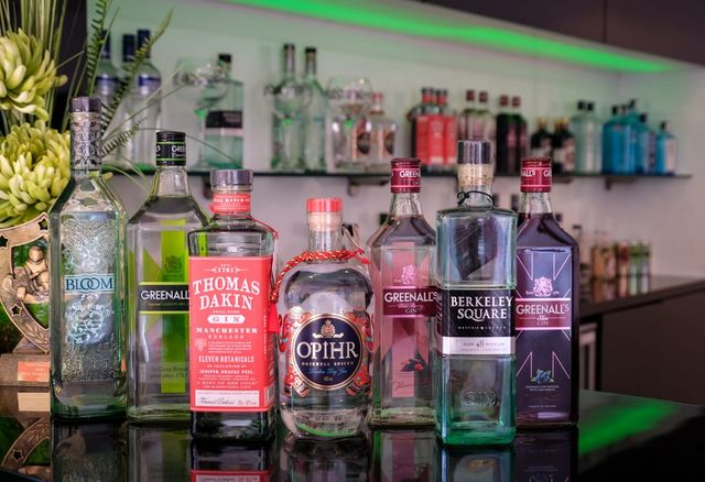 The Most Glorious Spirit: A Week of Gin in the UK