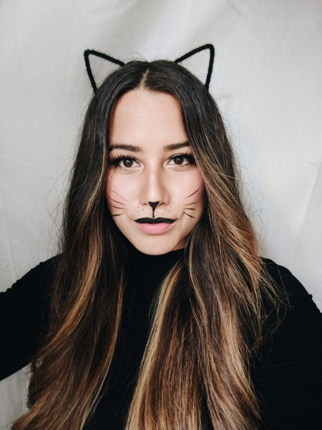 758d34bbe63e Last Minute Black Cat For Halloween | Alicia Fashionista | Bloglovin'