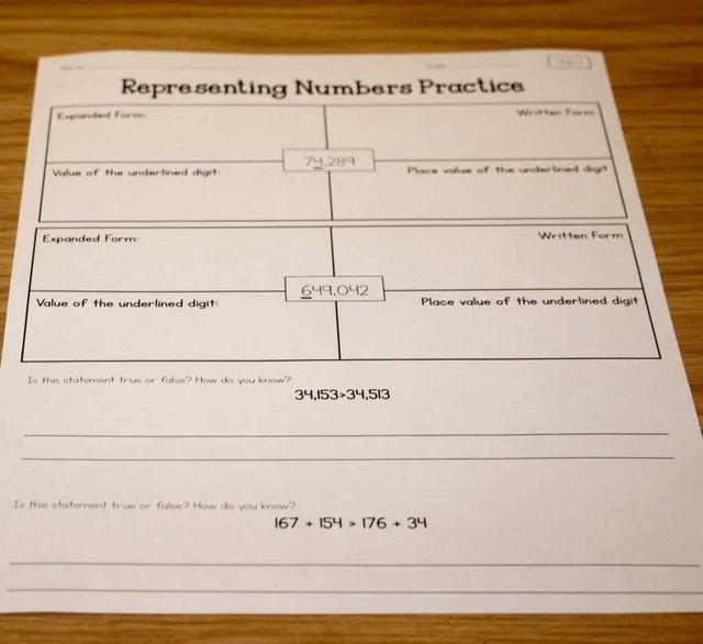 Multiplication Worksheets Multiplication Worksheets Entry 3 – Place Value Multiplication Worksheets