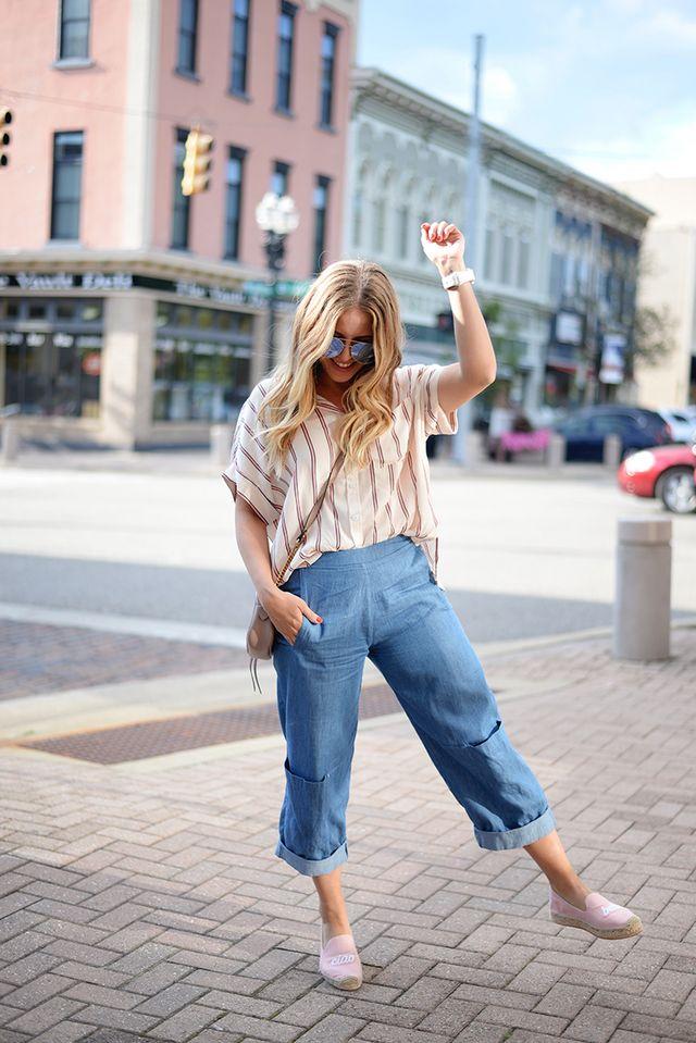 ac755e6e3442a A Summer to Fall Outfit Idea   blonde bedhead   Bloglovin'