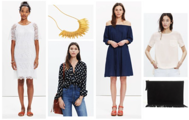 Madewell–J.Crew's more successful, less pretentious little sister–is a place I don't shop very often. The style is a bit more relaxed than I'm usually ...