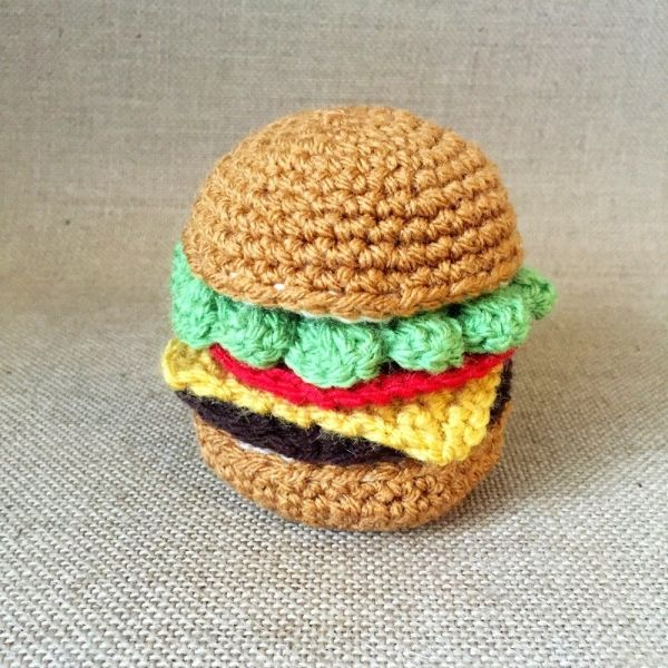 15 Free Food Crochet Patterns Crochet Concupiscence Bloglovin