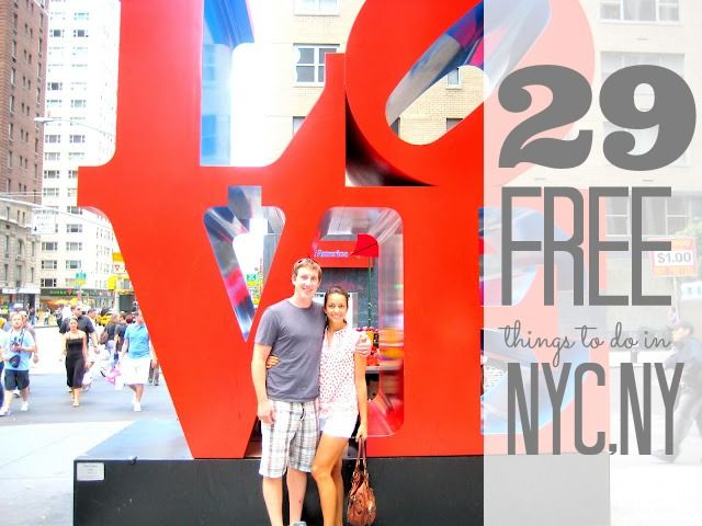 Free things to do in new york city c r a f t bloglovin for Good places to take pictures in nyc