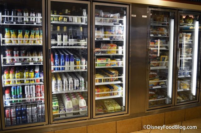 Grocery Delivery Available at Disney Vacation Club Resorts