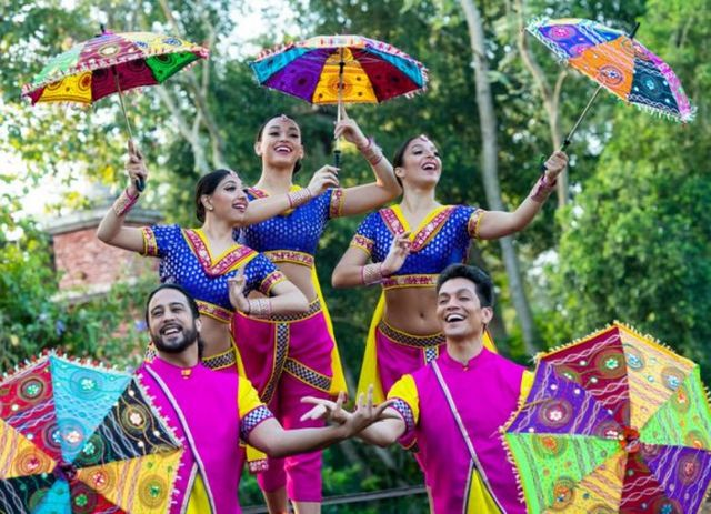 "Disney's Animal Kingdom is Bringing ""Bollywood Beats"" to the Park"