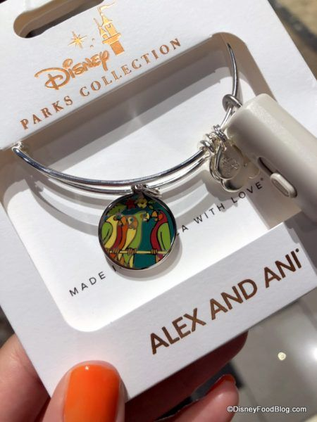 741f5cc3b Spotted: Walt Disney's Enchanted Tiki Room Alex And Ani Bangle from ...