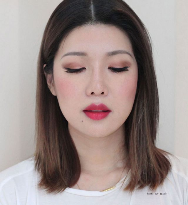 tom ford eyeshadow quad honeymoon review swatch and fotd. Black Bedroom Furniture Sets. Home Design Ideas