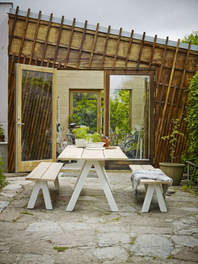 Above We Ll Be Looking At The New Collection From One Of Our Favorite Denmark Based Designers In This Week S Outdoor Furniture Post