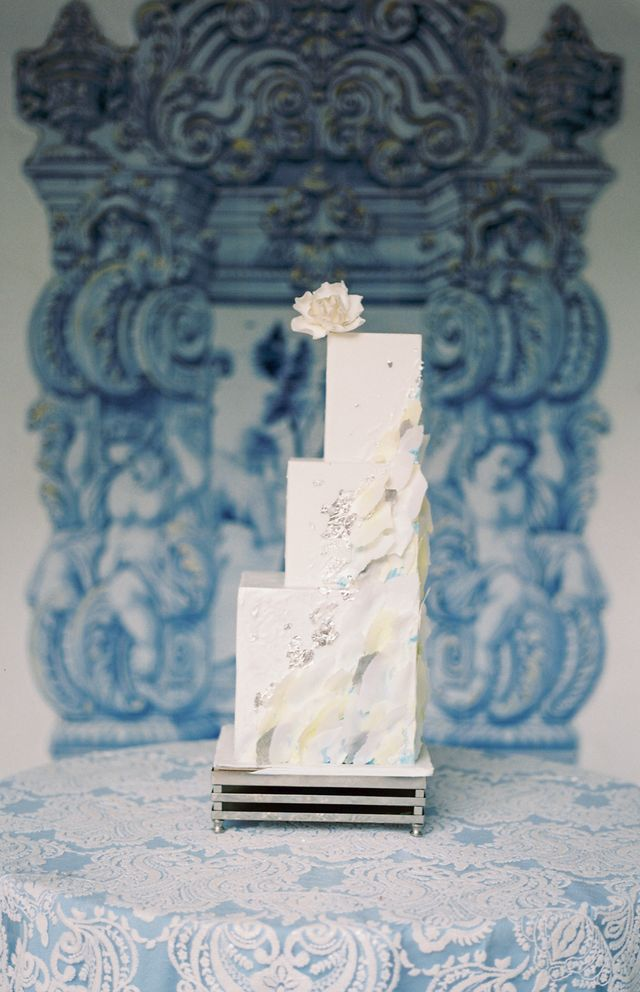 Florals are by Flowers By Cina, calligraphy and stationery are by Design By Laney , the scene-stealing cake is by Intri Cakes and all the moments are ...