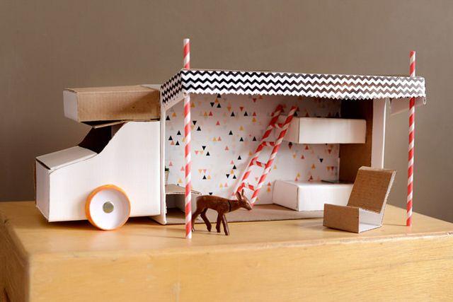 Cardboard Class With Estefi Machado Handmade Charlotte