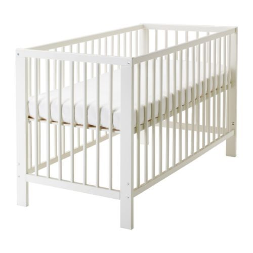 Crib Bunk Bed Hacked From IKEA GULLIVER Cots