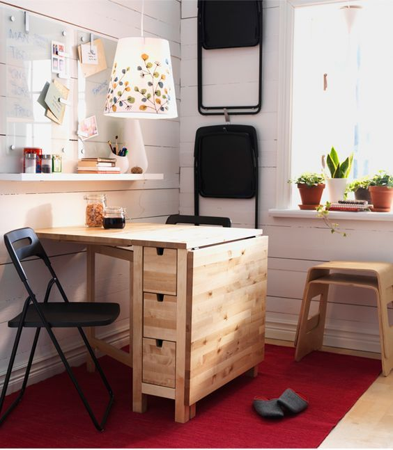 Hackers Help How To Paint This Norden Gateleg Table Ikea Bloglovin