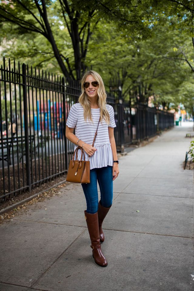 98f936c3ec49 It feels nice getting to switch things up and share a look that's in step  with the fall clothing overload currently in stores. Get excited for more  boot, ...