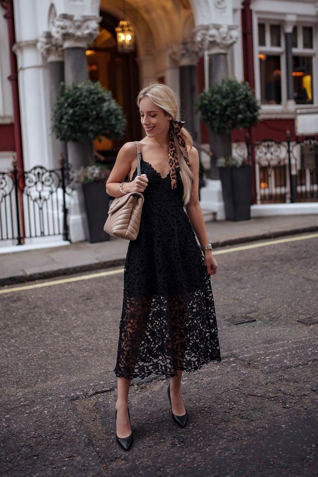 cc9fcd2b1b Budget-Friendly Lace Midi Dress In London