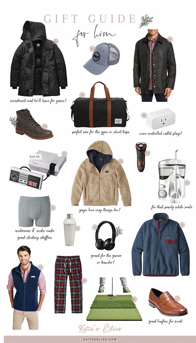 ff208499f Men's Holiday Gift Guide   Katie's Bliss   Bloglovin'