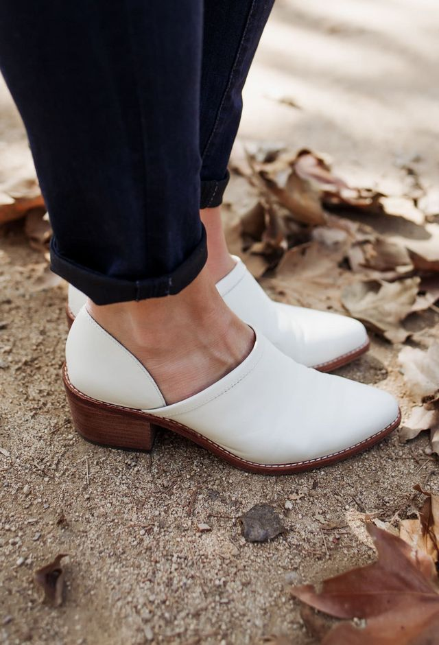 a5f7cb9f4ce These actually comfy pumps are also 40% off the original price! Snag them  for  59.96 (originally  99.95)! I adore the drama of the pointy toe and cut  out ...
