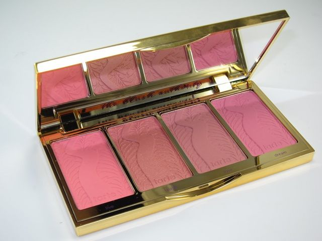 Tarte Tarteist Blush Palette Review Swatches Musings Of