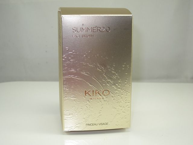 33bf9a628f0b Kiko Summer 2.0 Face Brush ( 19.99) is probably one of the other brushes  you re going to need this year to apply bronzers or face powders.