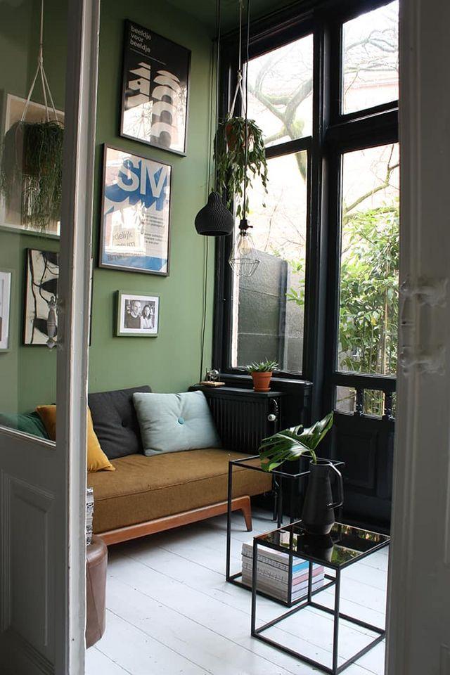 Heute spazieren wir durch die schöne Wohnung von Theo-Bert Pot und ...