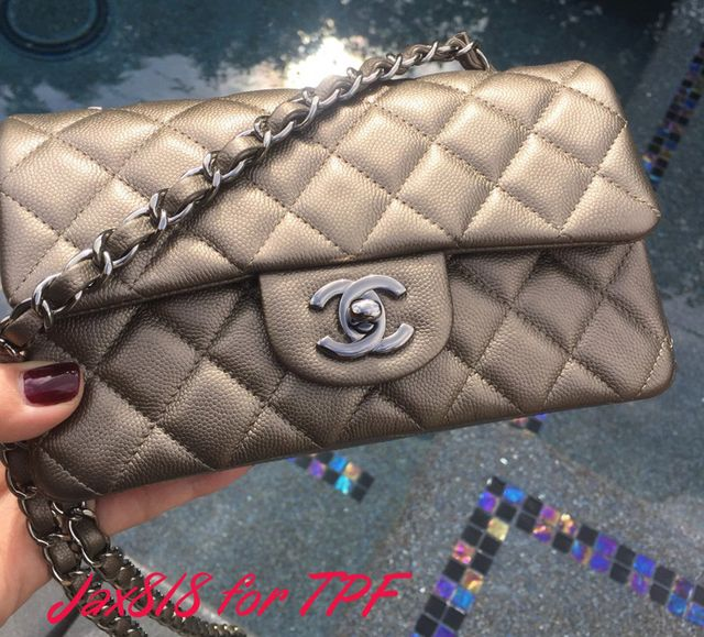 f5491200cd87 Our Chanel members started fall off right with the October Purchases  thread
